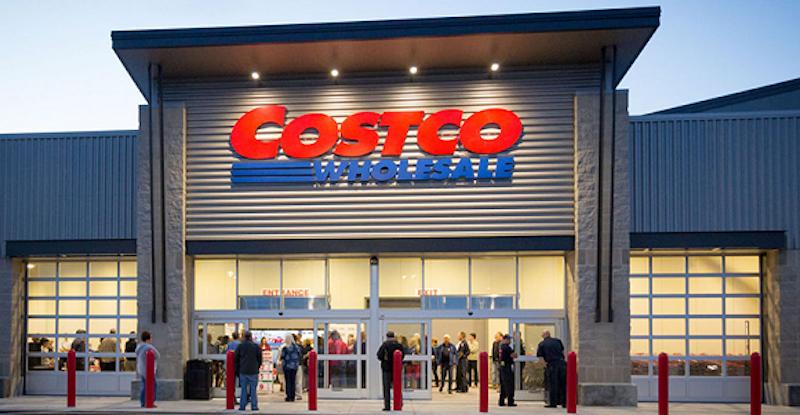 大陸首家Costco門店預計最快今年5月將在上海開業。圖擷自《界面新聞》。