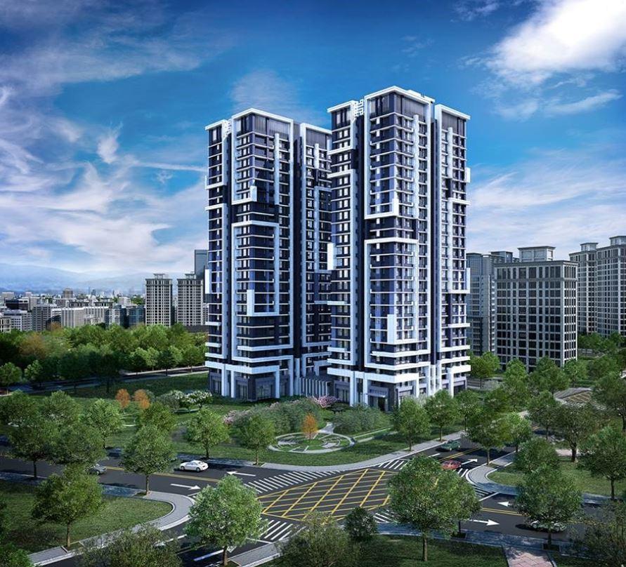 「新濠漾」高規格入市。圖/新濠建設提供