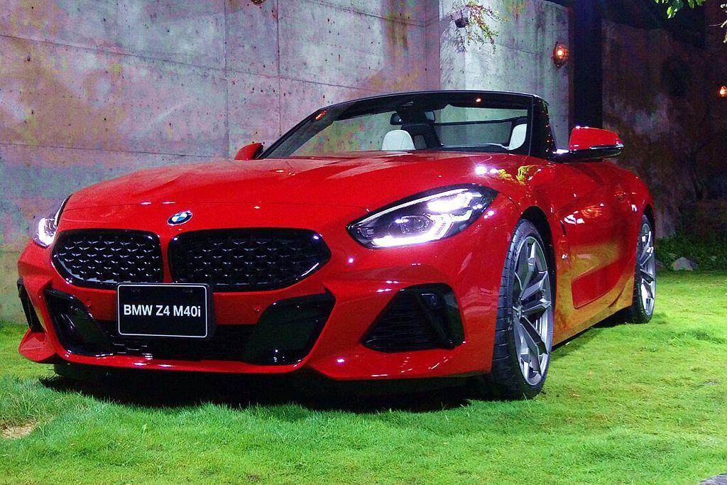 未來將孤獨唱戲!全新BMW Z4登台預計第二季正式開賣