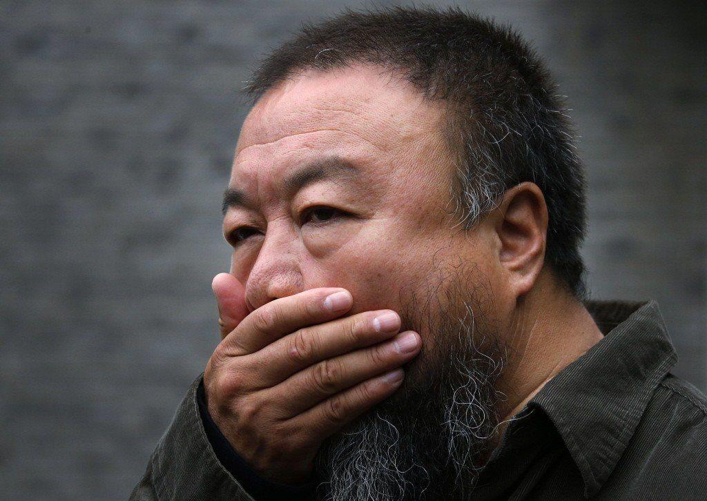 中國藝術家艾未未。 圖/路透社
