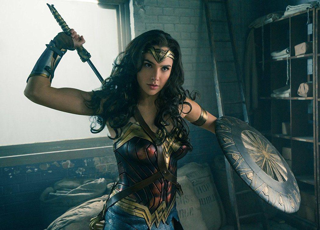 蓋兒加朵扮演的「神力女超人」是DC的招牌女英雄。圖/摘自imdb