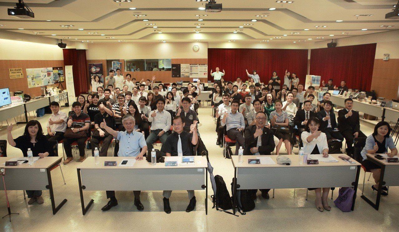 臺北創新實驗室過去兩年協助實際進駐或虛擬進駐的新創團隊,對外募資合計金額,超過1...