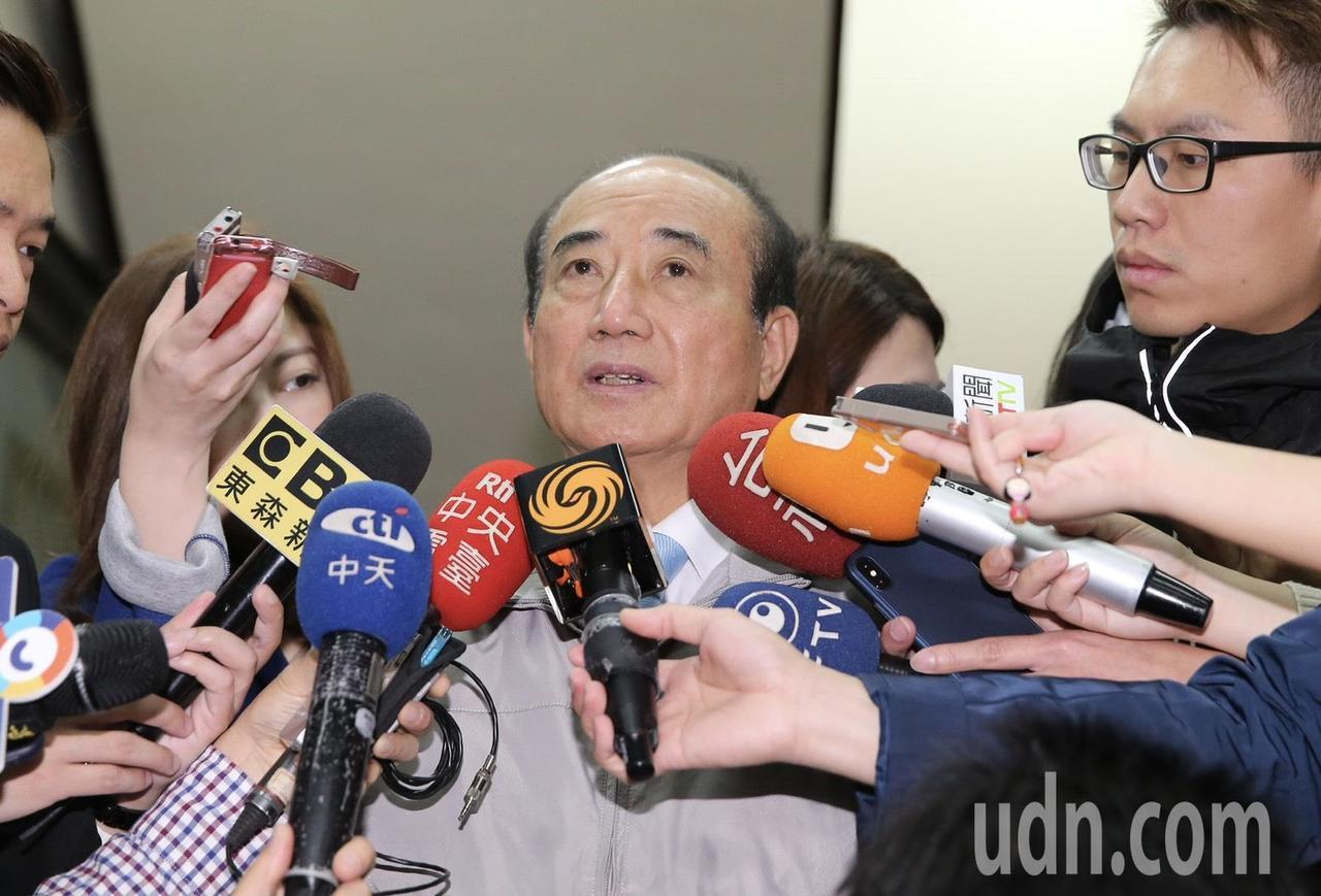 國民黨立委王金平。記者許正宏/攝影