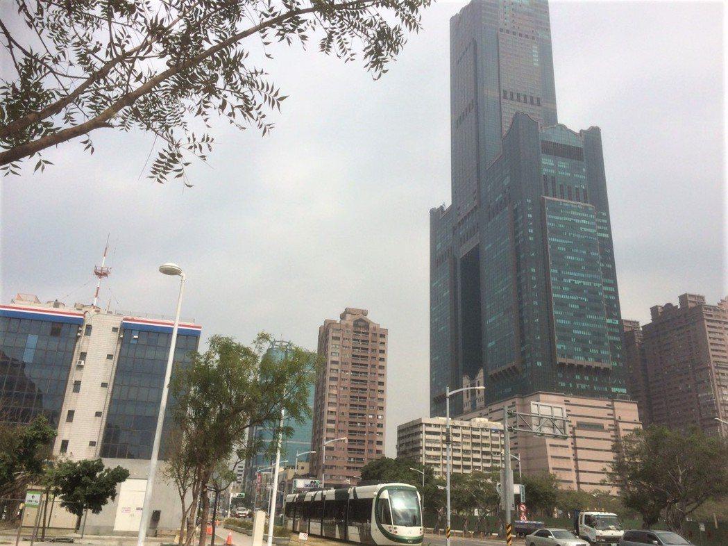 高雄85大樓 圖/台灣房屋提供