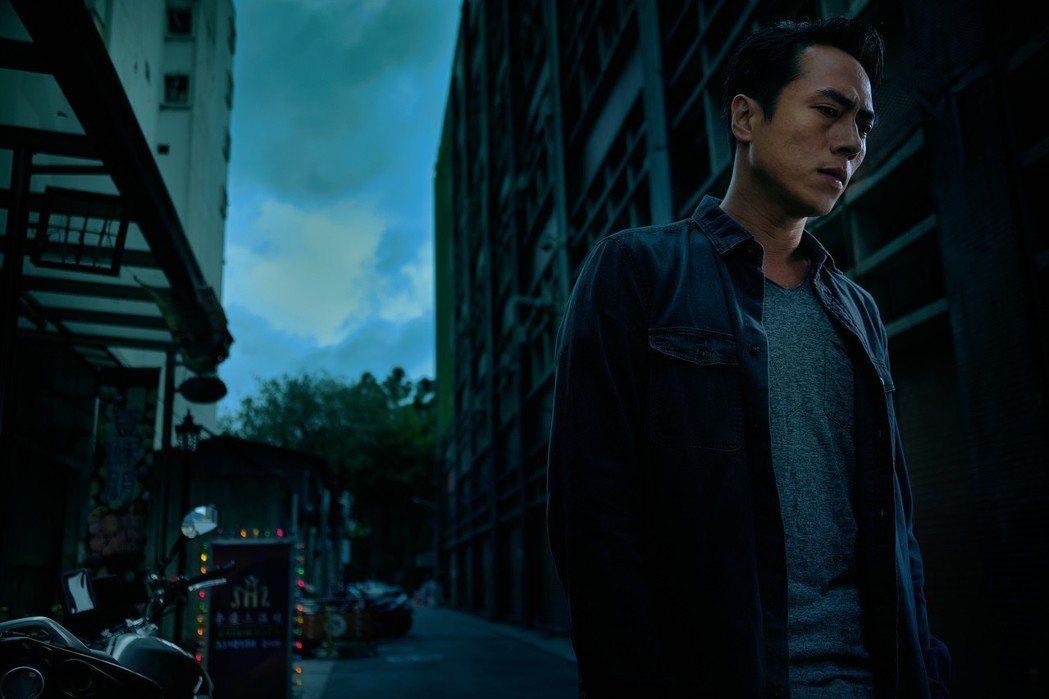 莊凱勛飾演暴烈刑警。圖/華映娛樂提供