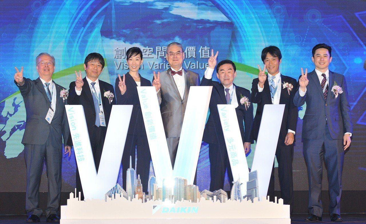 大金空調以達成在台灣壓倒性的NO.1空調製造商為目標持續努力,2019年新品、服...