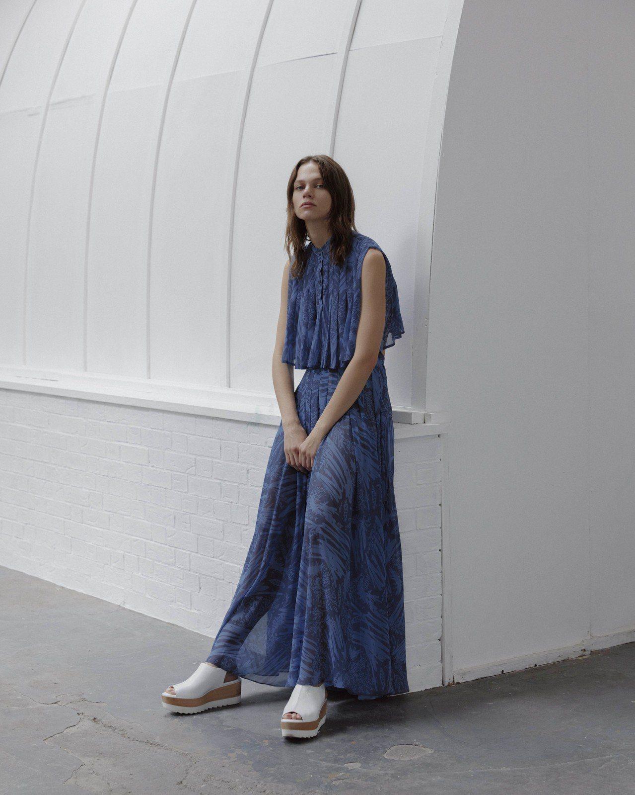 APUJAN 2019春夏時裝系列。圖/APUJAN提供
