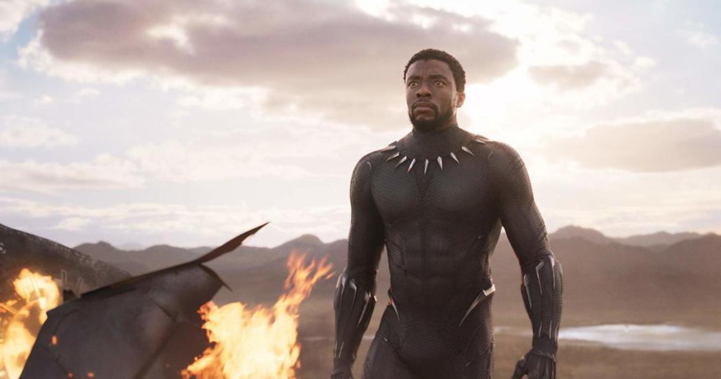 「黑豹」票房大成功,樹立新的非裔超級英雄形象。圖/摘自imdb