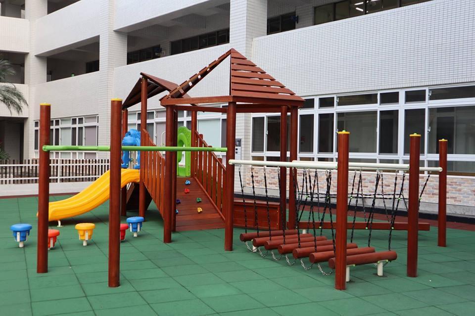 泰北高中首創北市私校無償提供校地給市府辦非營利幼兒園,該校也已增設國中部,未來還...