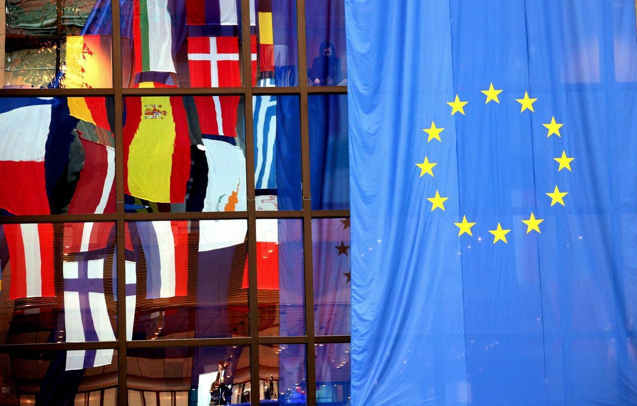 歐盟部長理事會已將我國自稅務不合作國家灰名單中除名。 (歐新社)
