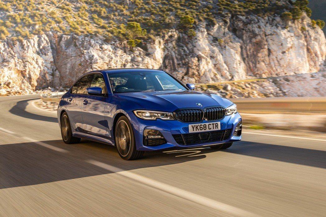 第七代BMW 3-Series日前也在英國上市了。 摘自BMW UK