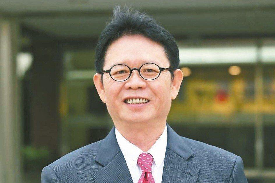 東陽總裁吳永祥 (本報系資料庫)