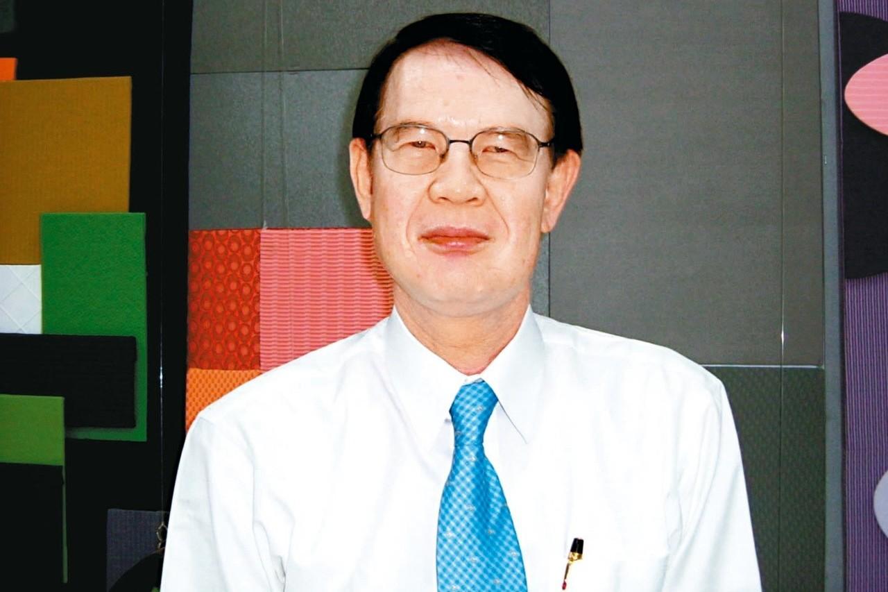 儒鴻董事長洪鎮海 本報系資料庫
