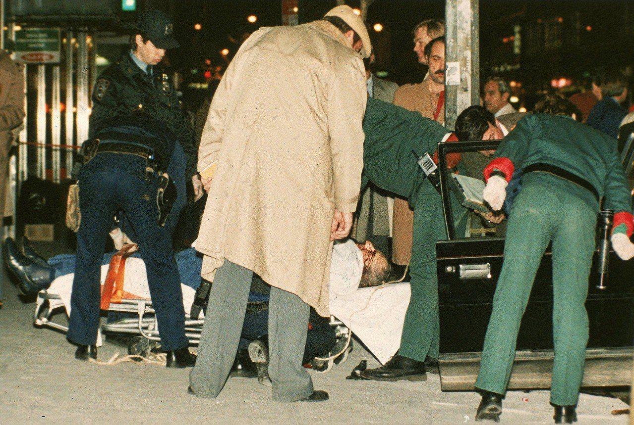甘比諾犯罪家族是紐約五大黑幫之一。 美聯社