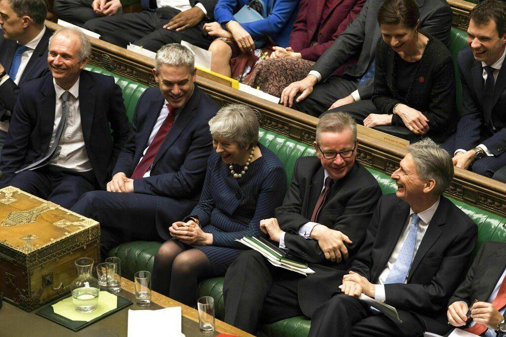 英國國會以412票贊成、202票反對,通過延長里斯本條約第50條,確定3月29日...