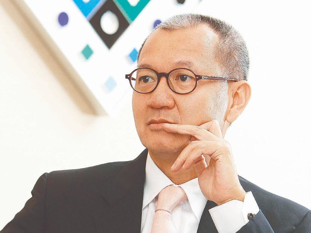 國巨董事長陳泰銘。聯合報系資料照