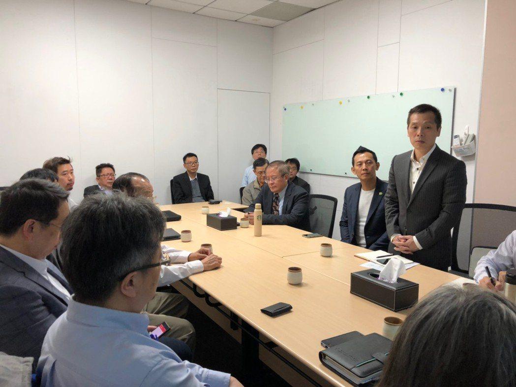 健康建築與空氣品質創新商機論壇 游志龍/攝影