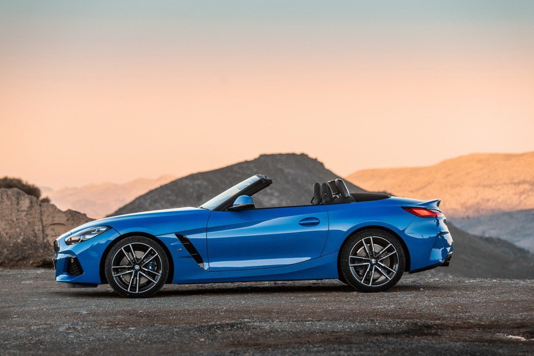 英國BMW公佈新世代英規Z4售價。 摘自BMW UK