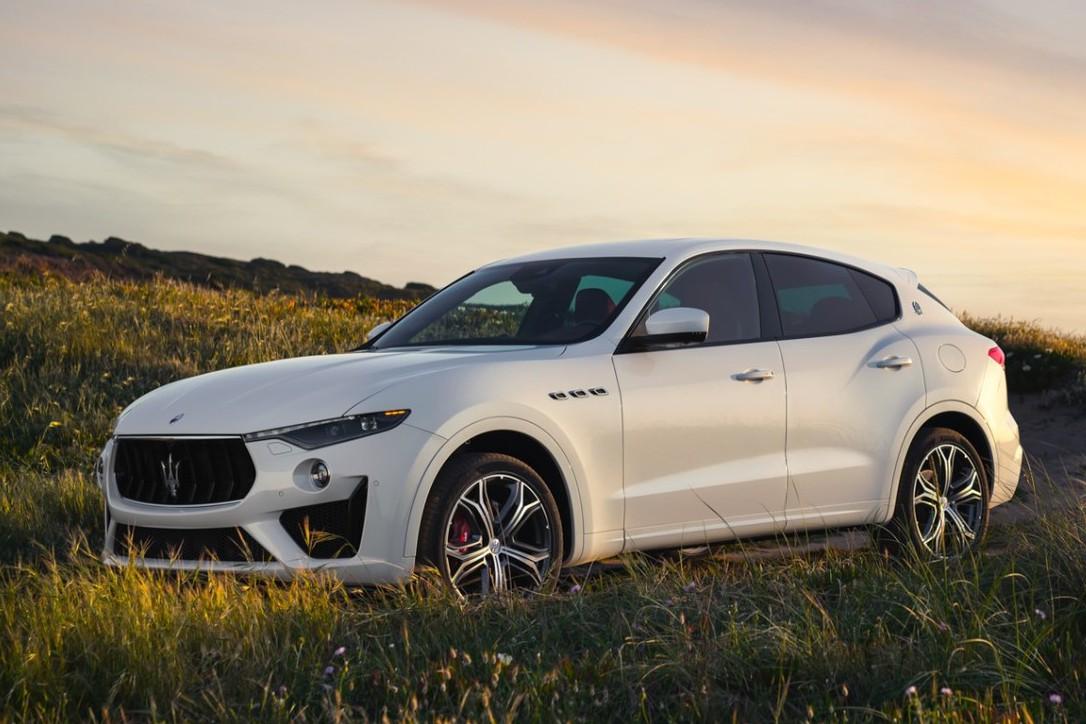 內斂的極致狂野 Maserati Levante GTS 再啟頂級性能休旅新篇章
