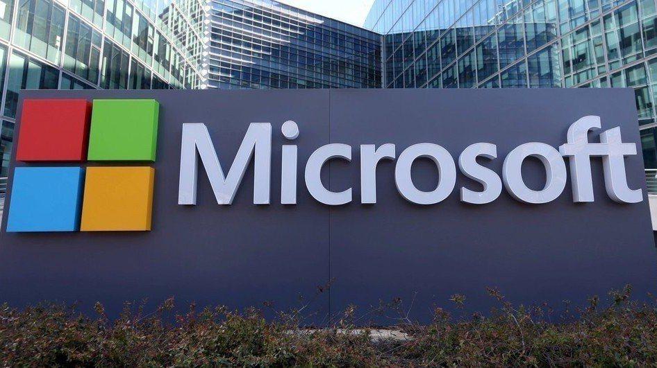 微軟主張Android作業系統涉及其專利。 (圖/路透)
