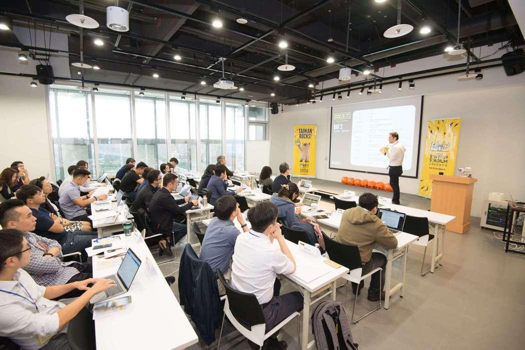 2018 TSS投資條件書訓練營台北場授課現場一覽。 台灣新創競技場/提供