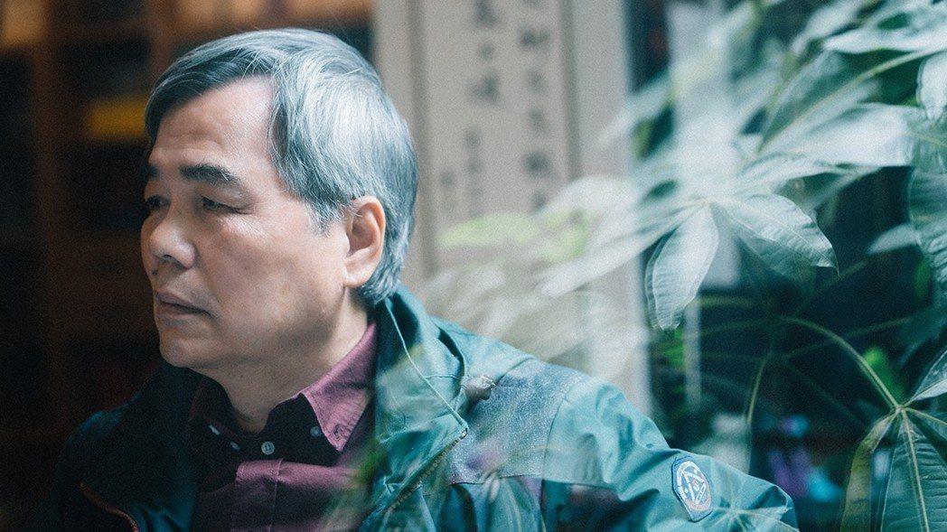 資深出版人陳雨航。 圖/openbook閱讀誌提供