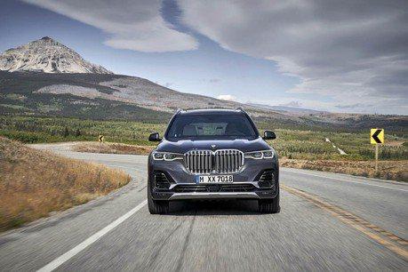 BMW目前並沒有計畫打造X7 M性能休旅!