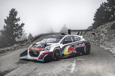 Peugeot開砲嗆Volkswagen! 內燃機寶獅就能巴掉I.D. R電動賽車!