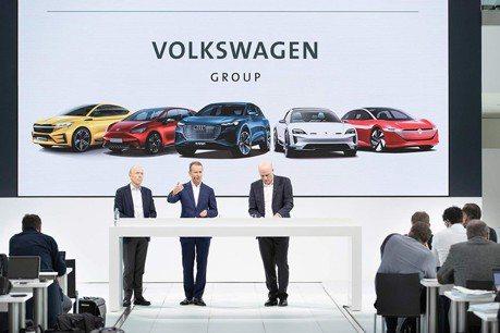 Volkswagen集團計畫於10年內打造2,200萬輛電動車!