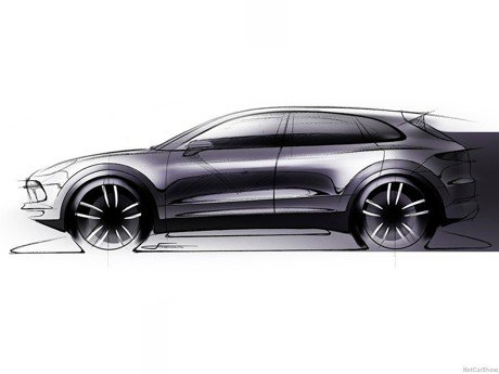Porsche今年發表Cayenne Coupe! BMW X6又有新勁敵了