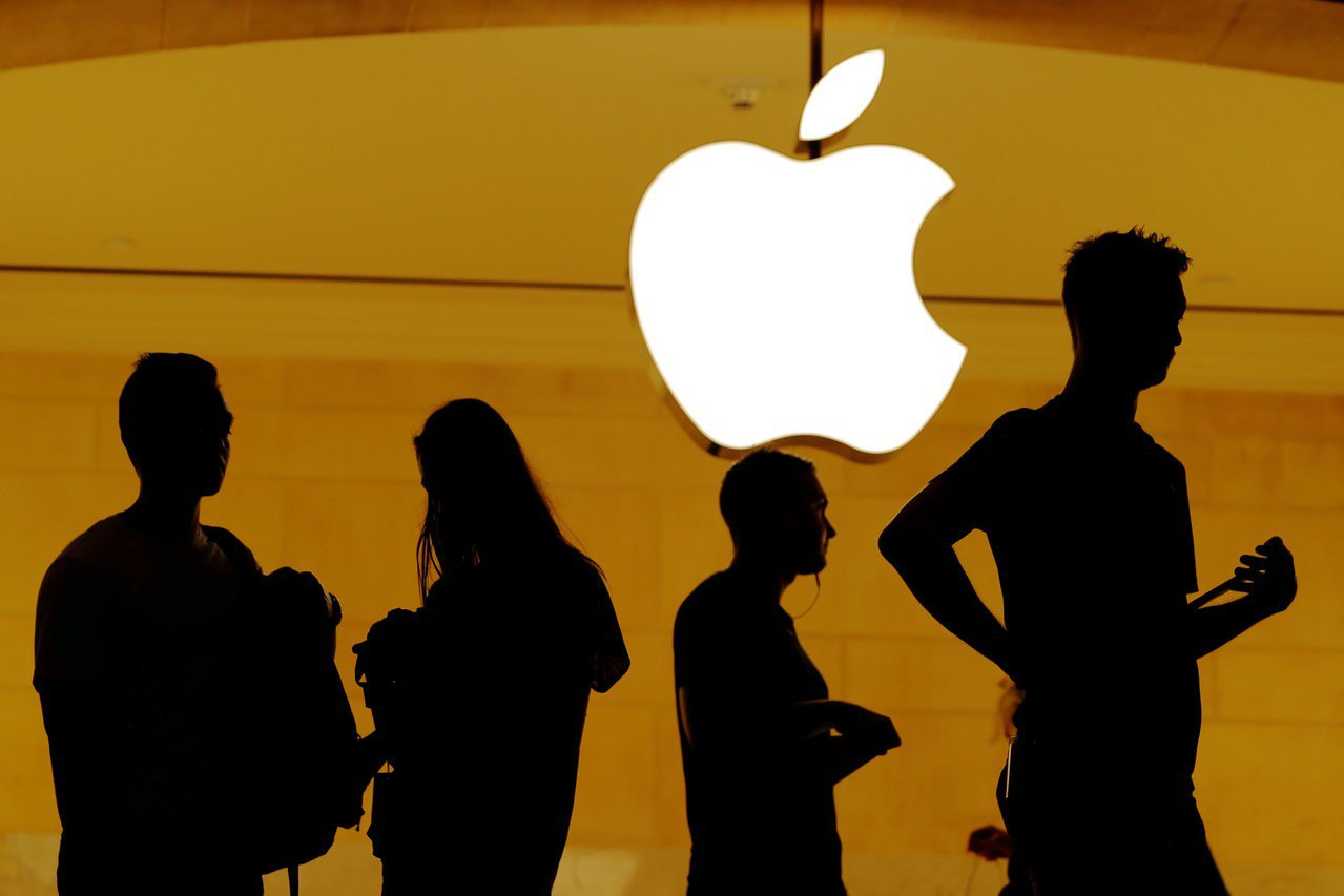 與高通的合約糾紛,蘋果14日獲得有利判決。 路透