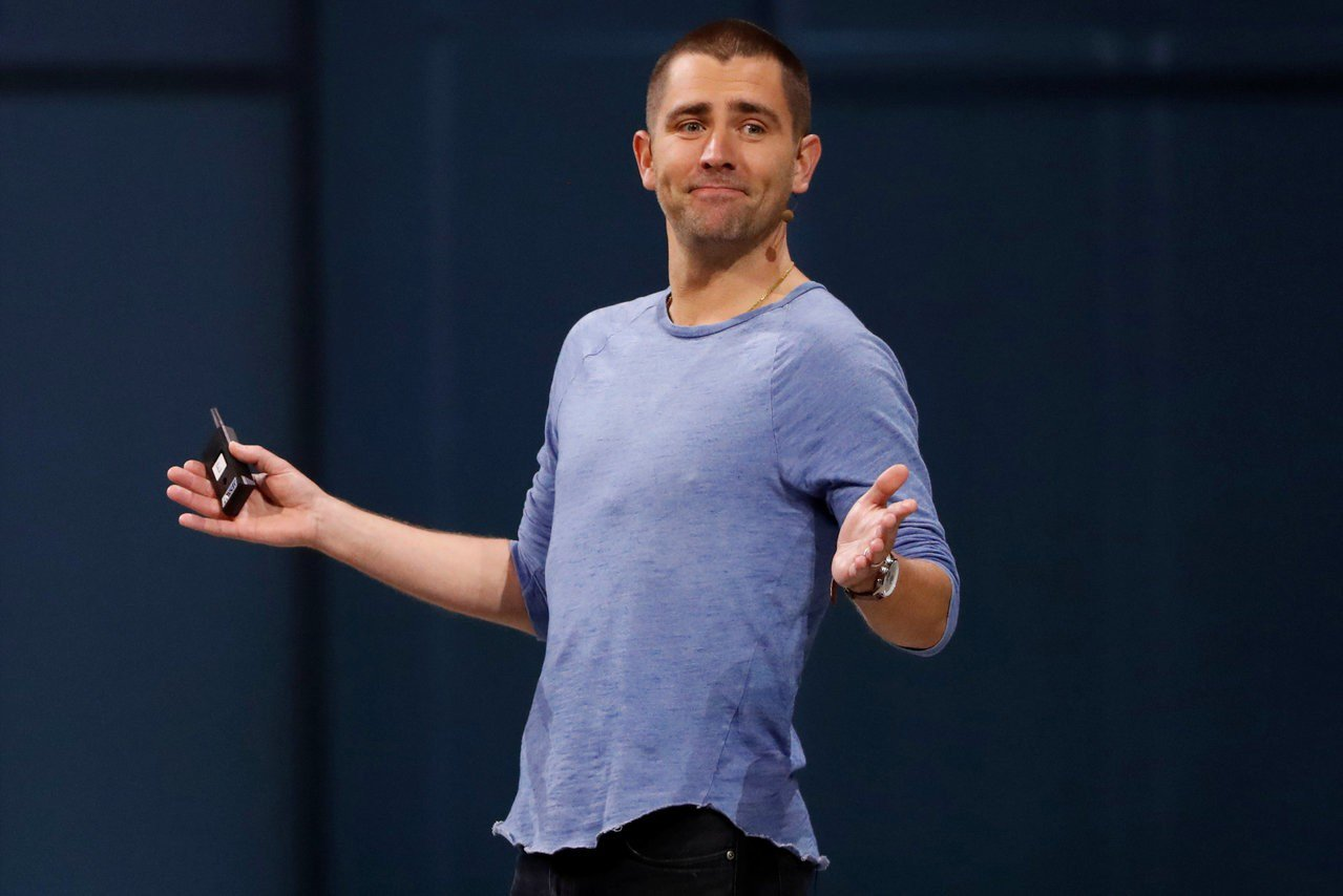 宣布辭職的臉書產品長考克斯。路透