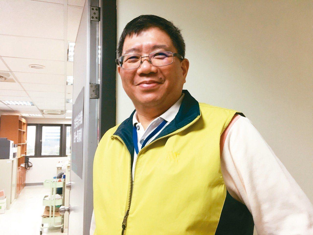 北市工務局長內定由新工處長林志峯升任。記者張世杰/攝影