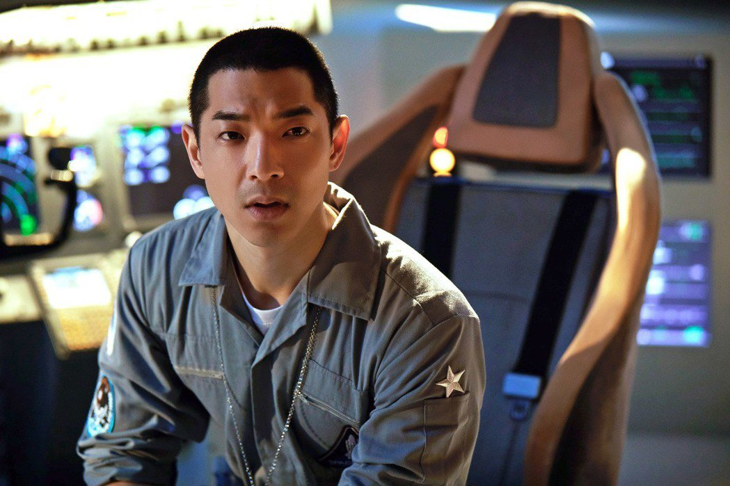 王大文將推出最新專輯「國際太空站」。圖/環球音樂提供