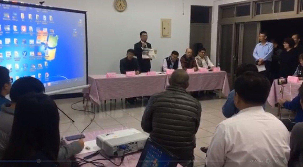 台糖公司預定在嘉義縣大林糖廠,興建國內首座「牡蠣殼加工廠」,本月14日完成5場說...