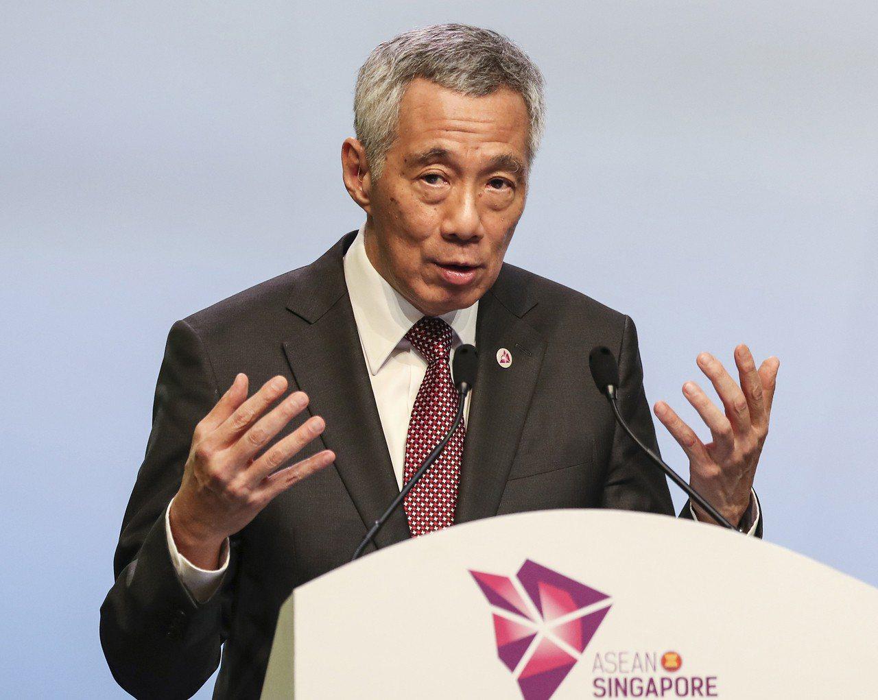 新加坡總理李顯龍的就醫資料去年在網路被盜取。美聯社