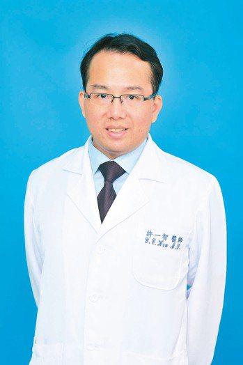 許一智 三總放射科主治醫師 圖/三總提供