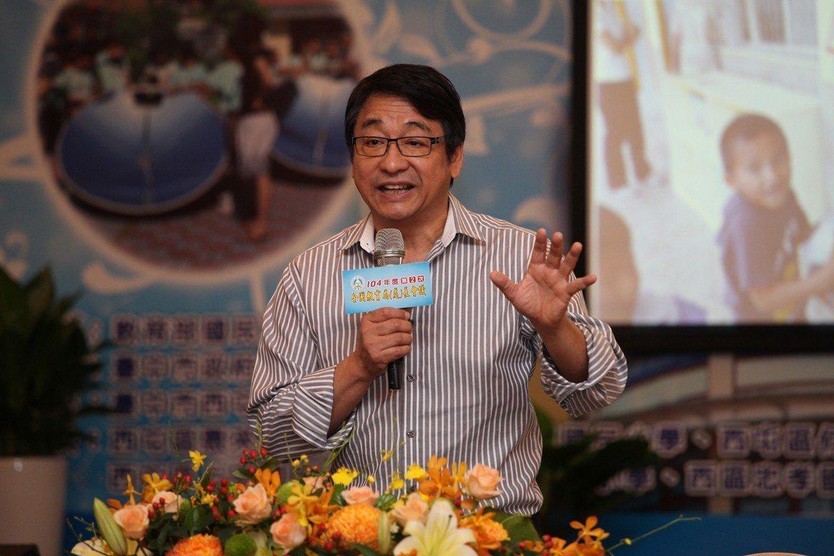 李濤被鄰居控占用土地。聯合報系資料照片