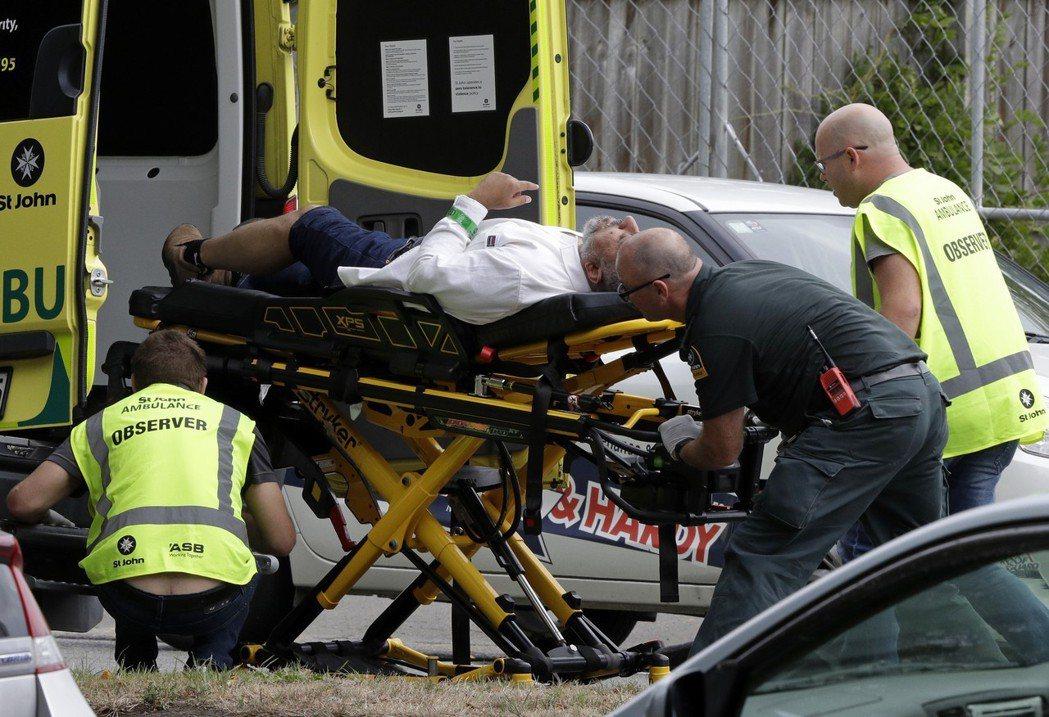 濫殺案死亡人數比紐西蘭一年命案死亡人數還多,總理誓言加強管制槍械 美聯社