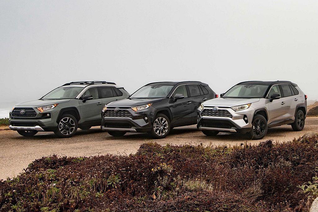 為滿足美國市場的銷售需求,Toyota RAV4休旅車將首度導入美國當地生產。 ...