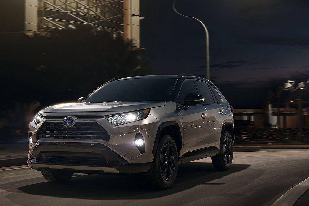 全新第五代Toyota RAV4全球各地陸續鋪貨開賣,除日本、加拿大產線外,原廠...