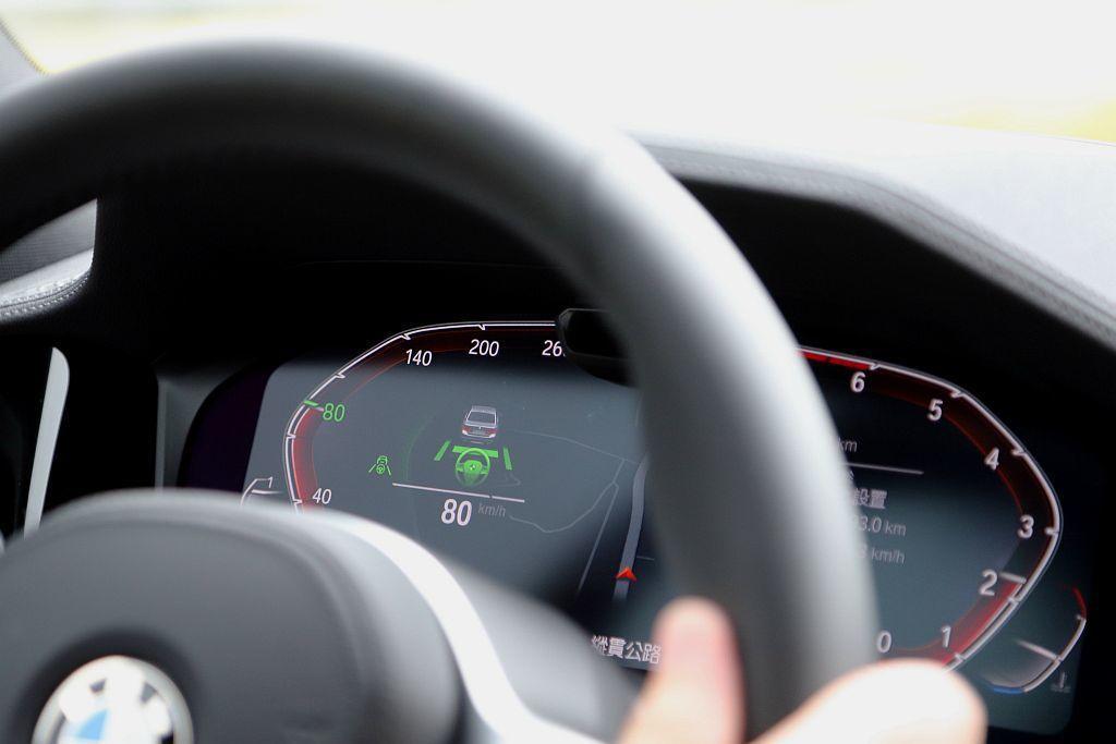 BMW Personal CoPilot智慧駕駛輔助科技,已能實現Level 2...