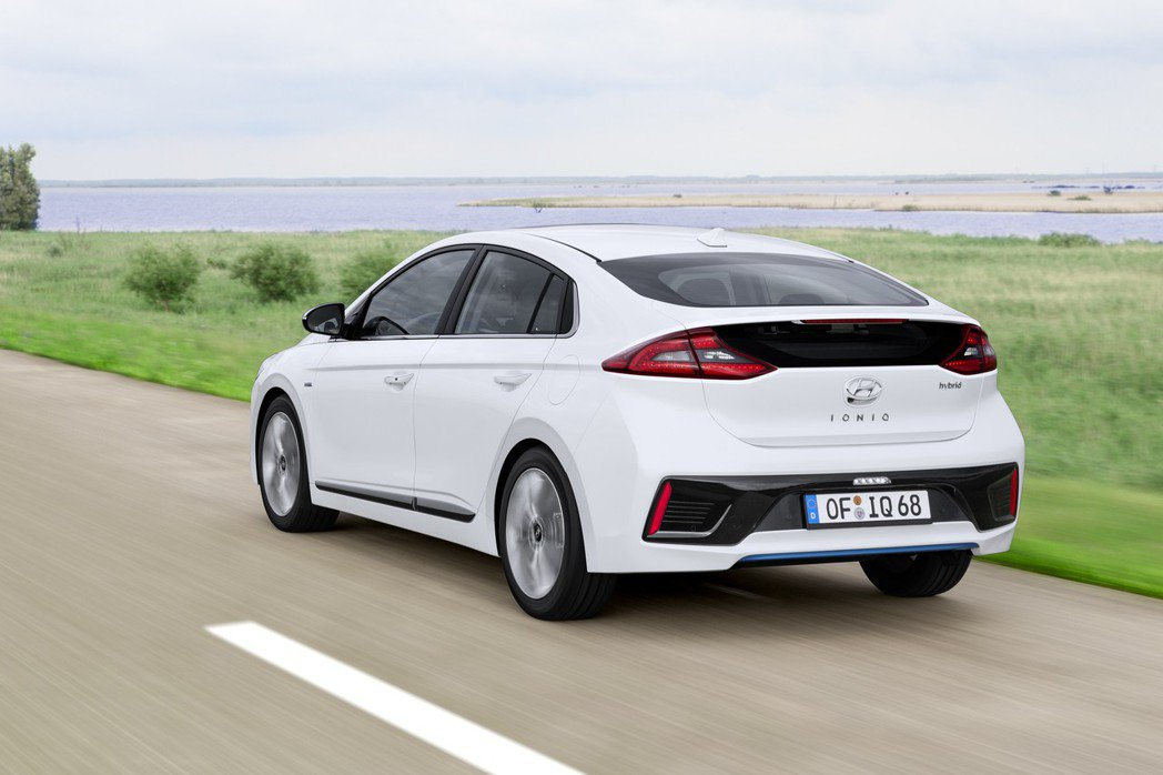 Hyundai Ioniq Hybrid是目前國內唯一非Toyota Hybri...