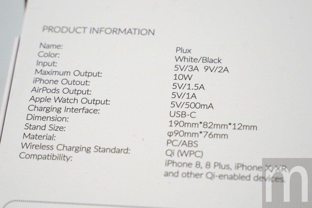支援iPhone 8系列、iPhone X,以及iPhone XS系列與iPho...