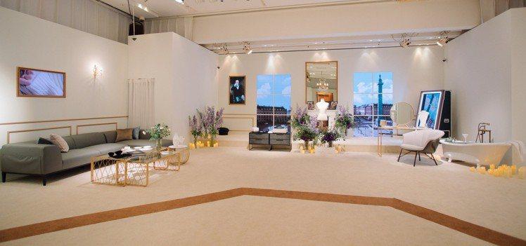 寶詩龍於韓國首爾舉辦新品品鑑沙龍,營造家的感覺款待來賓。圖/寶詩龍提供