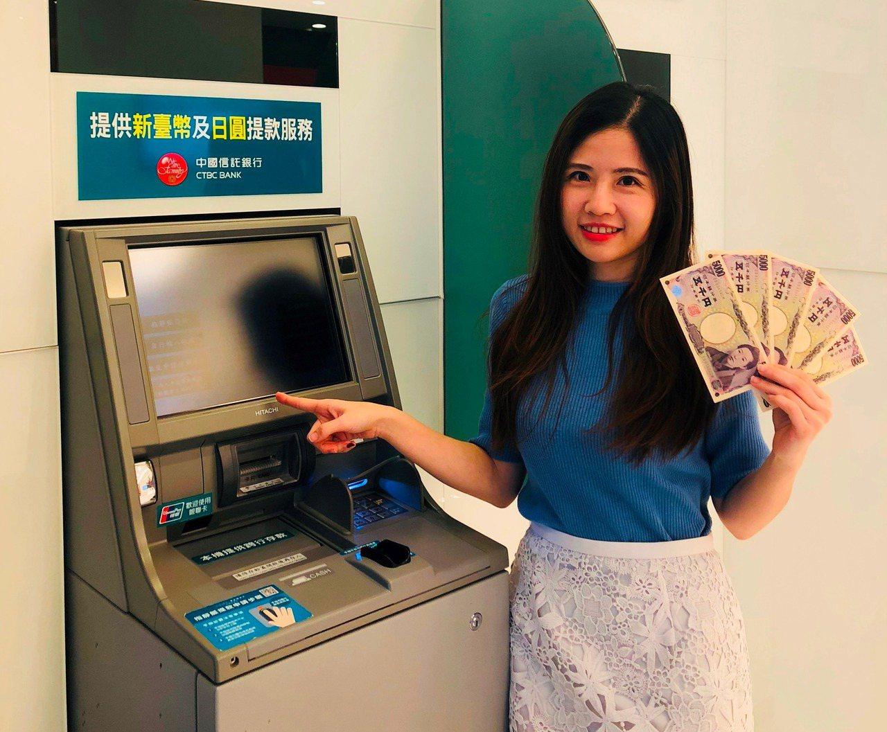 中國信託推出每月特定日換匯活動。圖/中國信託銀行提供