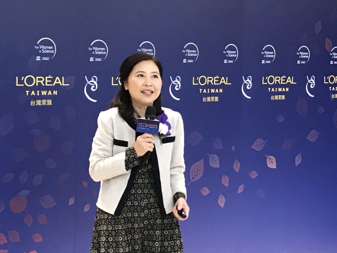 多年來素有「女性諾貝爾獎」美名的「台灣傑出女科學家獎」今天頒獎。今年最高榮譽的傑...