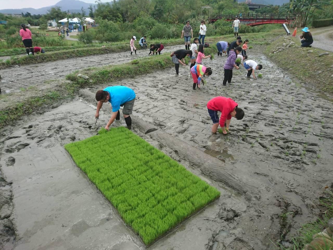 邁入第20年的宜蘭綠色博覽會,本月30日到5月12日要在冬山河生態綠舟登場,今天...