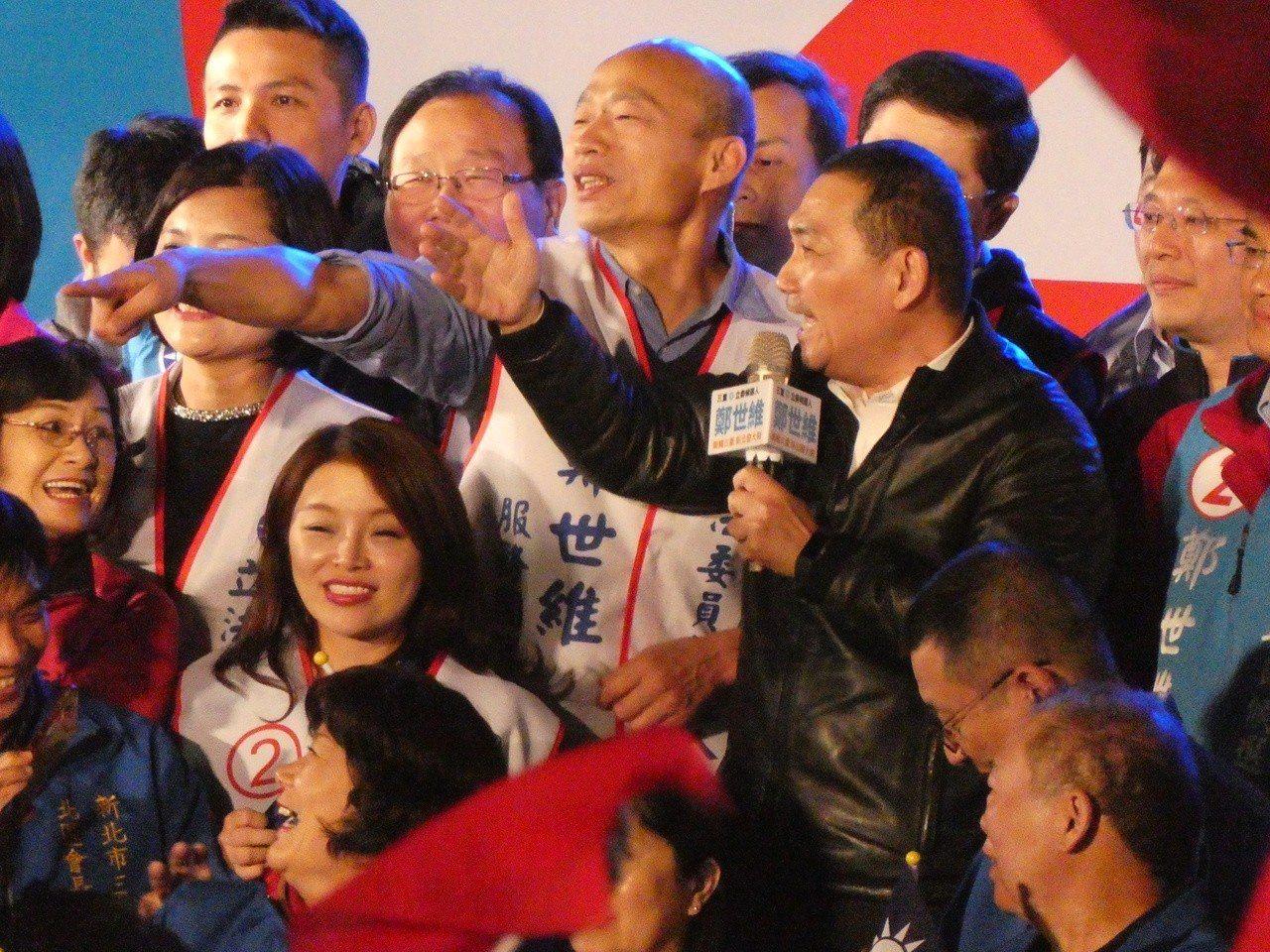 第二階段立委補選結果今揭曉,選舉結果牽動後續2020選戰布局。國民黨黨內人士分析...