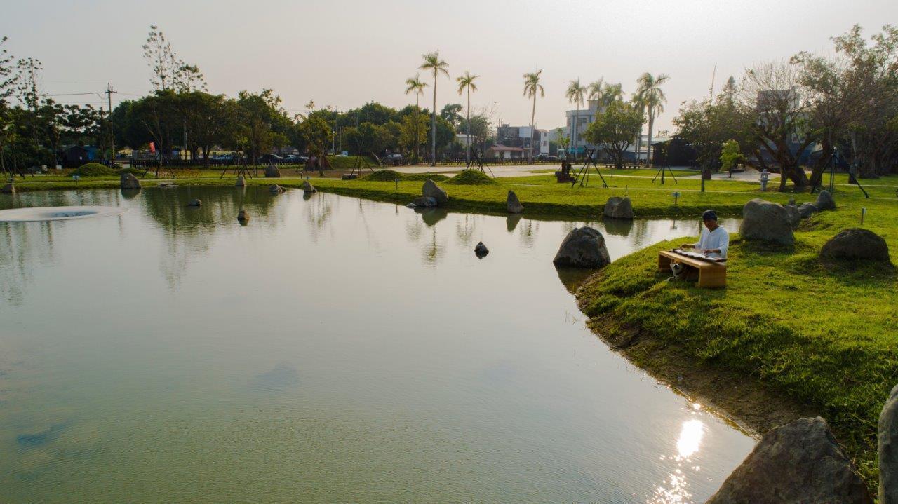 西拉雅國家風景區管理處將八田與一紀念園區活化,以日本兼六園為藍圖打造台灣珊瑚苑。...
